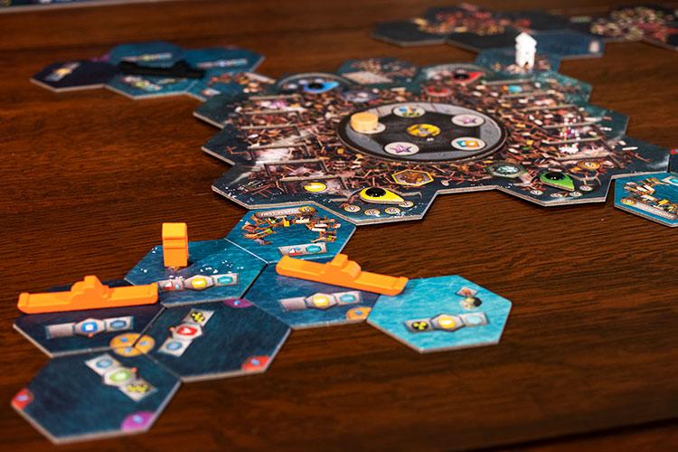 Flotilla Game Experience