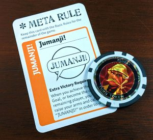 Jumanji Fluxx Meta Rule