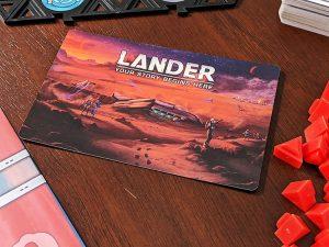 Lander Card
