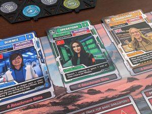 Lander Cards