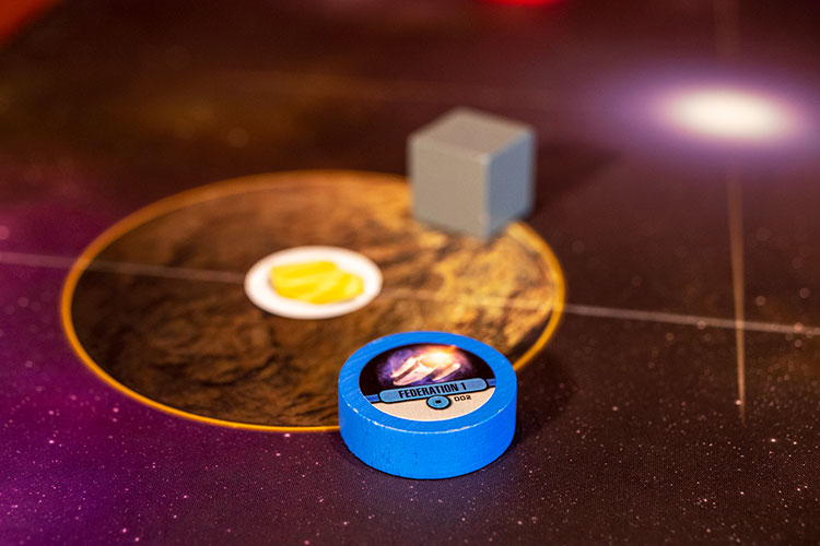 Star Trek: Conflick in the Neutral Zone Game Experience