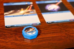 Star Trek: Conflick in the Neutral Zone Starter Ship