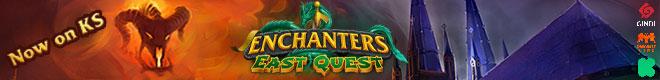 Enchanters Kickstarter