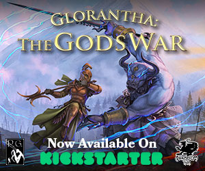 Glorantha The Gods War