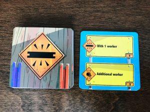 Men at Work Cards