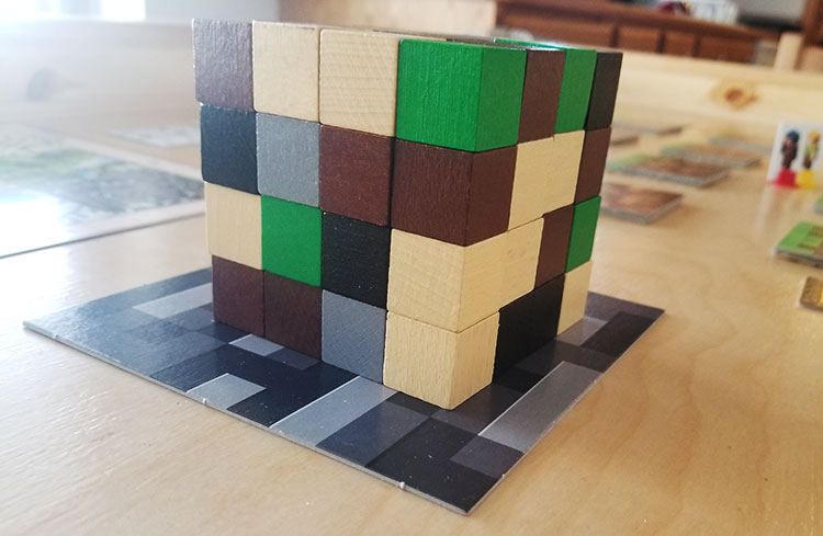Minecraft: Builders and Biomes Game Experience