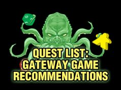 Gateway Board Game Recommendations