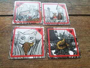 Squirrel or Die Cards