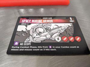 Death Battle Space Marine