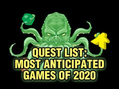 Most Anticipated Board Games of 2020