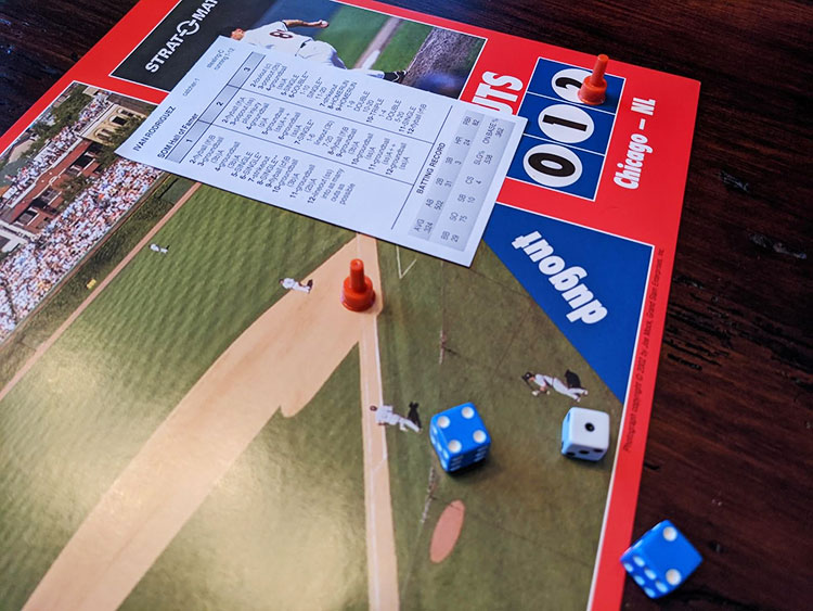 Strat-o-Matic Game Experience