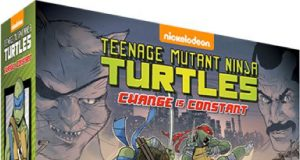 Teenage Mutant Ninja Turtles: Change is Constant