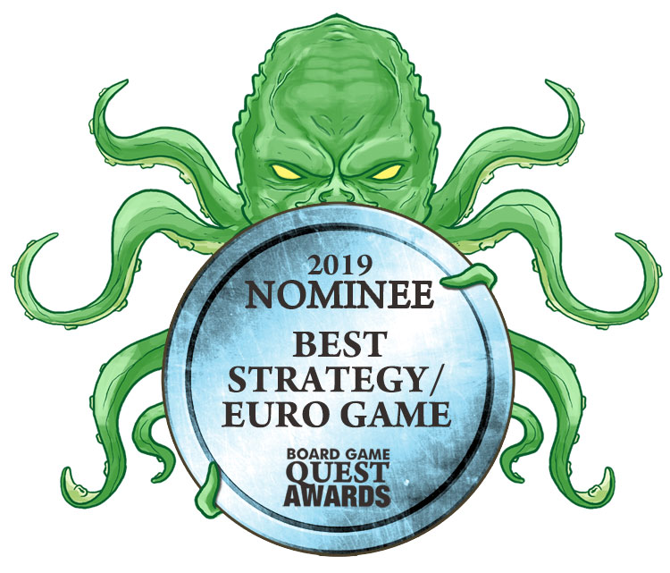 2019 Best Strategy/Euro Game
