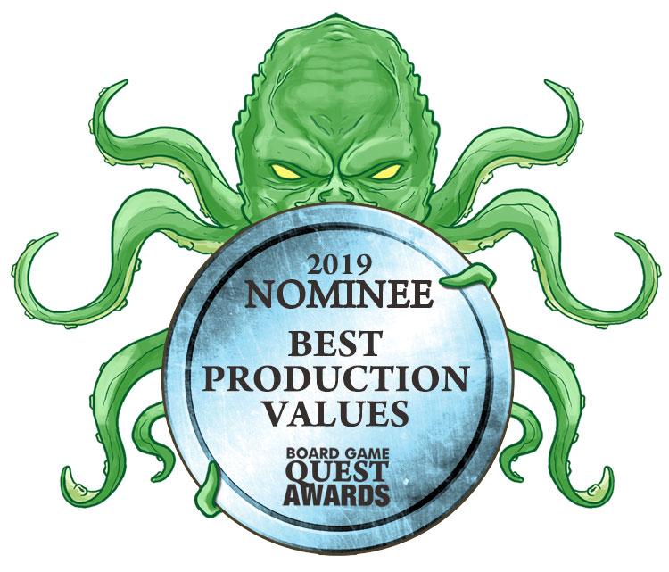2019 Best Production Values