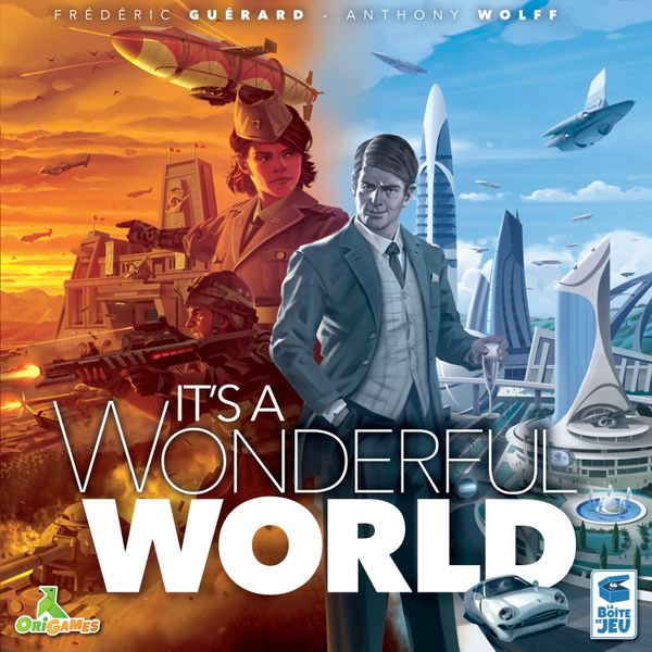 It's a Wonderful World Review