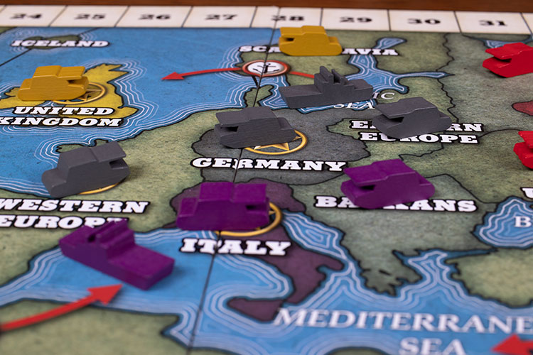 Quartermaster General Game Experience