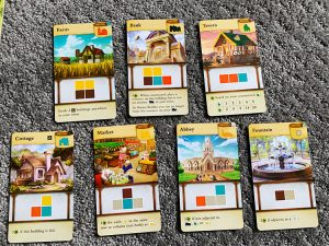 Tiny Towns Cards