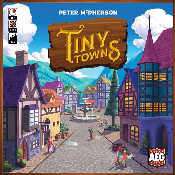 Tiny Towns Review | Board Game Quest