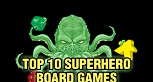 Top 10 Superhero Board Games