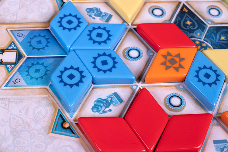 Azul: Summer Pavilion Game Experience