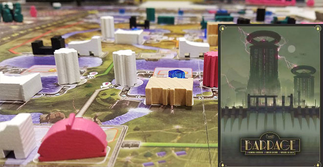 Barrage Gameplay