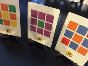 Colors of Paris Cards