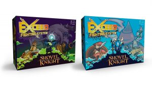 Exceed Shovel Knight