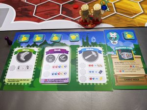 My Little Scythe: Pie in the Sky Expansion Mat