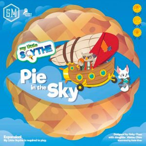 My Little Scythe: Pie in the Sky Review
