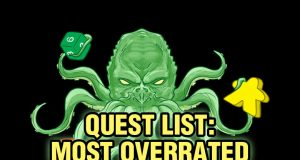 Most Overrated Board Games