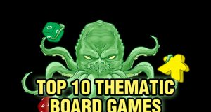 Top 10 Thematic Games