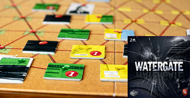 Watergate Gameplay