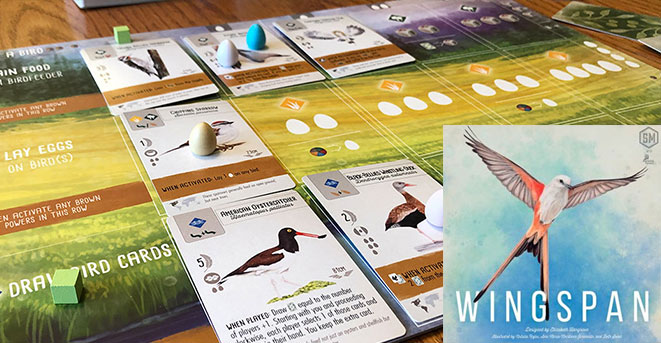 Wingspan Gameplay