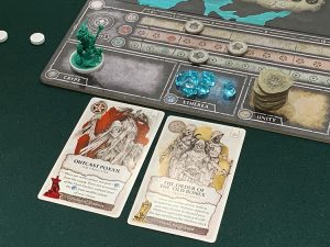 Court of the Dead Player Board
