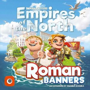 Imperial Settlers: Empires of the North – Roman Banners Expansion Review