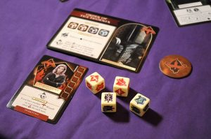 Harry Potter: Death Eaters Rising Dice