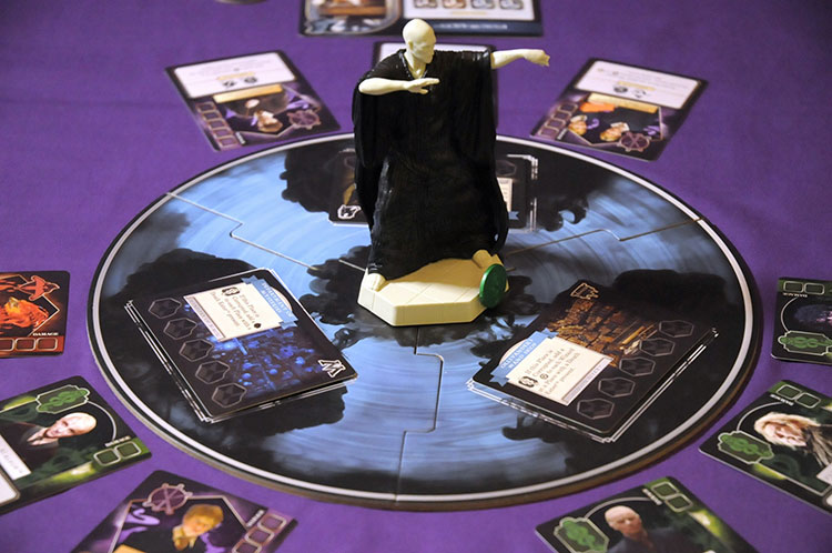 Harry Potter: Death Eaters Rising Game Experience
