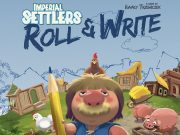 Imperial Settlers Roll and Write Digital