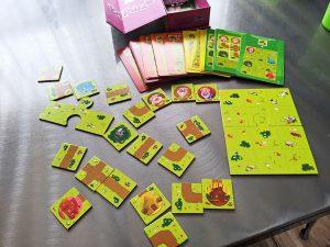 Pig Puzzle Tiles