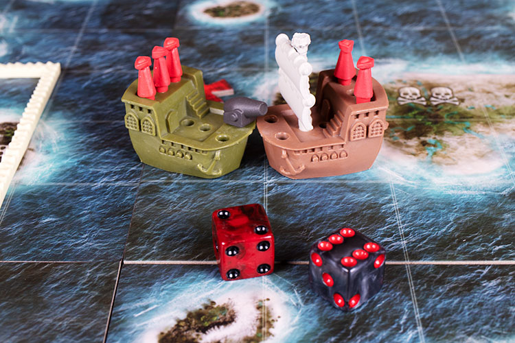 Plunder: A Pirates Life Game Experience