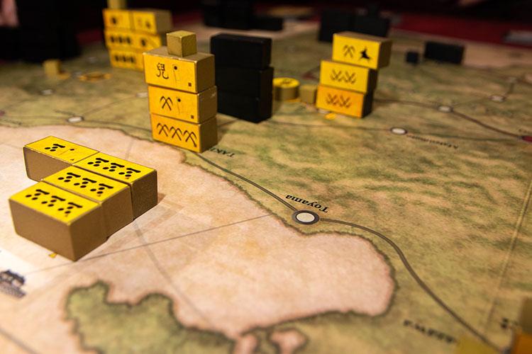 Sekigahara Game Experience