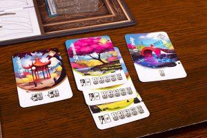Tang Garden Cards