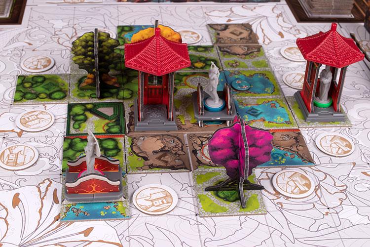 Tang Garden Game Experience