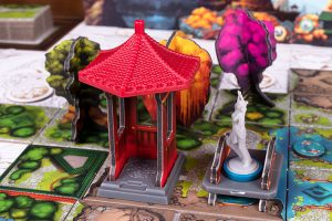 Tang Garden Components