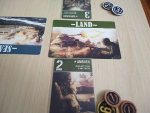 Air Land & Sea Battle
