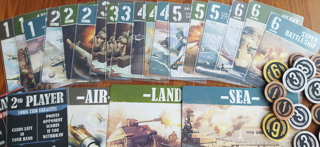 Air Land & Sea Review