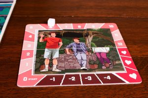 Back to the Future: Back in Time Love Meter