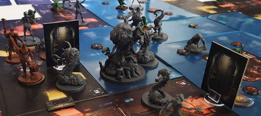 Cooperative Board Games