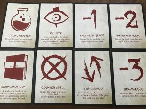 Crazy Cultists Cards