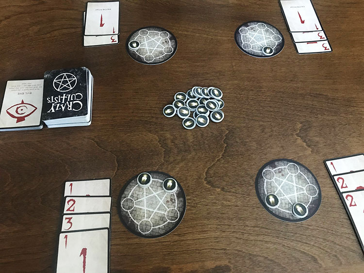 Crazy Cultists Game Experience